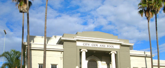 city gym photo